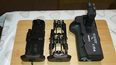 Genuine Canon BG-E8 Vertical Battery Grip for EOS 550/600/650/700D
