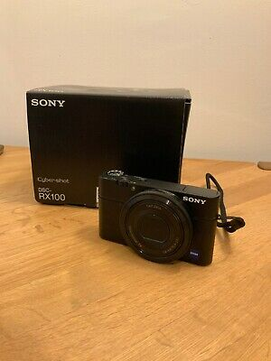 Sony Cyber Shot DSC-RX100 Digital Camera