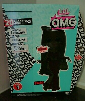 LOL Surprise! OMG Swag Series 1 Fashion Doll with 20 Surprises