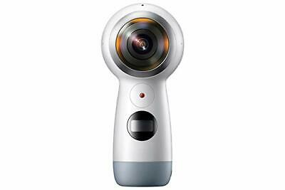 Samsung Gear 360 SM-R210 White Camera 4K VR ( Card/Disc/Tape). New Openbox.