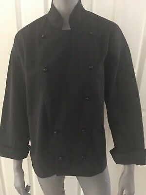 Chef Jacket LONG SLEEVE double breasted  CHEF KING brand SIZE XS RRP BARGAIN