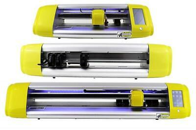 A GRADE UKCutter C Series Vinyl Cutter Camera Plotter With WIFI and Touchscreen