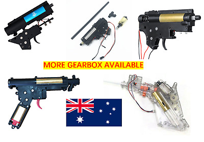 Total Gear Box For Gel Blasters Mag Fed Gel Gun 100% Aus