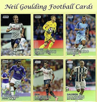 Topps STADIUM CLUB 2016 ☆ Football Cards ☆ #1 to #100