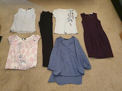 Large Bundle Of Womens Size 10 Clothes 23 items