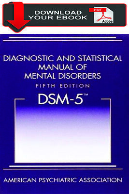Diagnostic and Statistical Manual of Mental Disorders, 5th Edition: DSM-5(P-D-F)