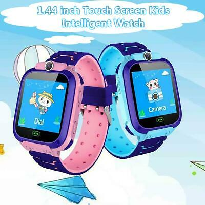 Q12 Children Smart Watch 1.44 inch Touch Screen Positioning Tracker Smartwatch