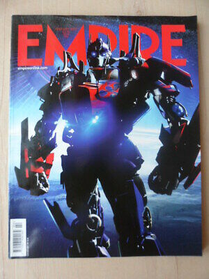Empire magazine - Feb 2007 - # 212 - TRANSFORMERS