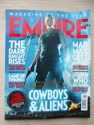 Empire magazine - June 2011 - # 264 -  Cowboys & Aliens