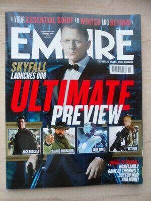 Empire magazine - Oct 2012 - # 280 - Skyfall
