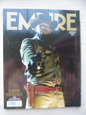 Empire magazine - Jan 2013 - # 283 - Django Unchained