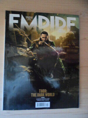 Empire magazine - Oct 2013 - #292 - Thor