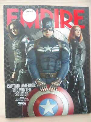 Empire magazine - Feb 2014 - #296 - CAPTAIN AMERICA
