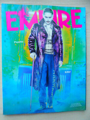 Empire magazine - Dec 2015 - #318 - Suicide squad