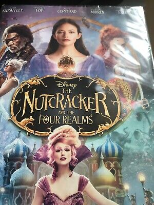 NUTCRACKER & THE FOUR REALMS THE Disney