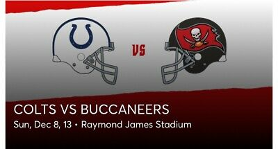 Tampa Bay Buccaneers Vs Indianapolis Colts