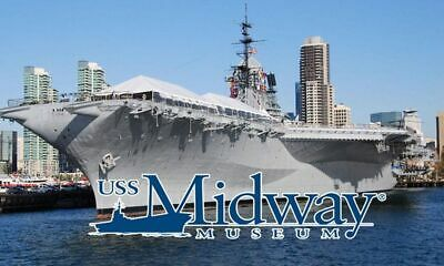 USS midway guest tickets
