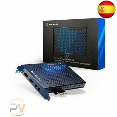 Capturadora Int Avermedia Live Gamer Hd2 Retail