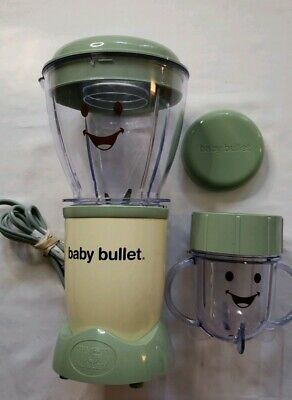 **Baby Bullet Blender / 8 Piece Total