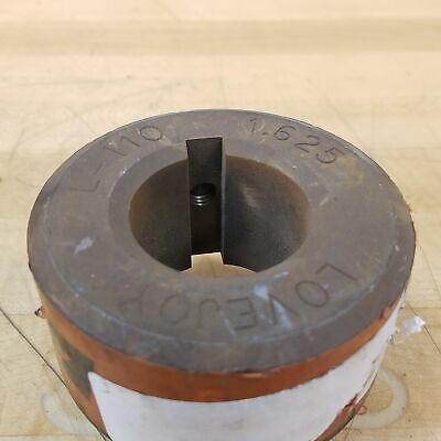 """Lovejoy L-110 1.625 Coupling, 1-5/8"""" Bore - USED"""