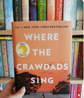 Where the Crawdads Sing by Deila owens >Best Quality>Instant Delivery{Download}