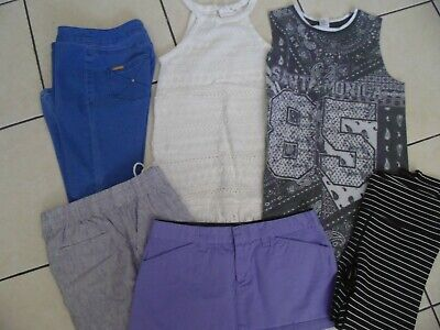 6 Assorted Items Of Clothing.size 10.