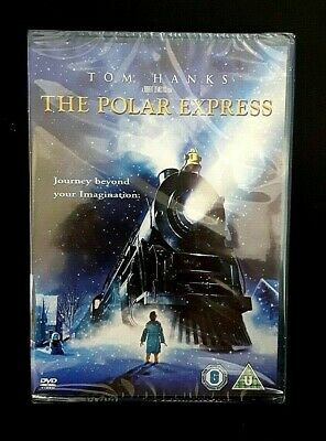 The Polar Express. Tom Hanks. A Classic. DVD Replay