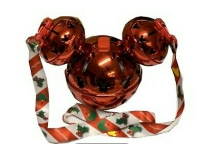 NEW 2019 Disney Christmas Mickey Holiday Jingle Bell Sipper Light Up
