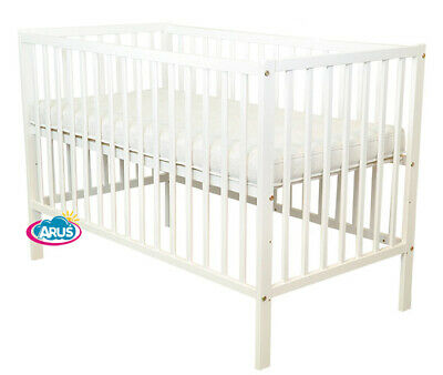 Baby Cots / Cot For Baby / White Color Selection Of Mattress