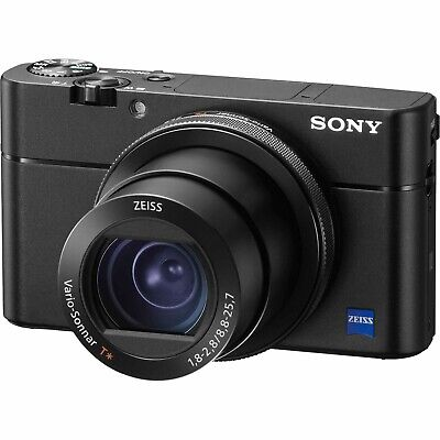SONY Cyber-SHOT DSC-RX100 V HIGH PERFORMANCE COMPACT CAMERA *UK STOCK