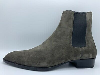 Dakota Brushed Suede Chelsea Boots | Suede chelsea boots