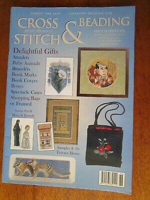 Jill Oxton's Cros Stitch & Beading Magazine. Issue 76