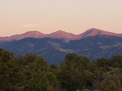 SPECTACULAR MOUNTAIN PROPERTY, APPRAISED @36K, Southern Colorado