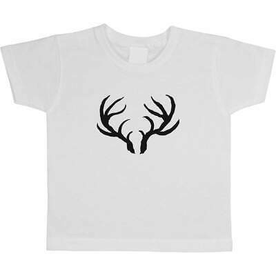 'Antlers' Children's Cotton T-Shirts (TS008796)