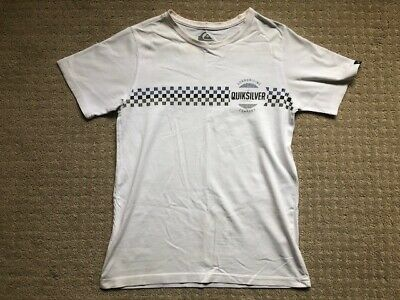 Boys Youth QUIKSILVER T-Shirt  Size 12