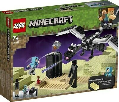 2 x LEGO Minecraft 19177 Plaque Lisse brun marron Plate Tile 2x2 NEUF NEW