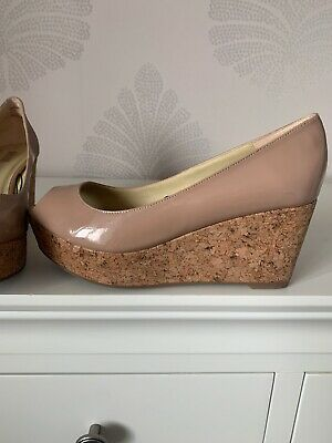 ladies wedge sandals size 7