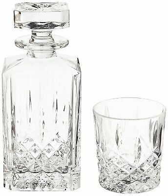 Marquis by Waterford Markham 11 Ounce Double Old Fashioned Glasses Pair and S...
