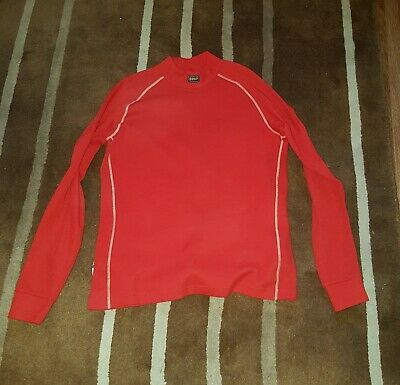 Omp Nomex Underwear Race Rally driver XL long sleeve top