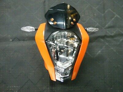 2014 KTM Duke 125 - Headlight Surround, Screen & Indicators