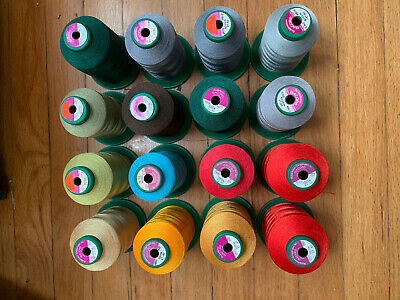 ISACORD  NEW!!  5000 MM  Embroidery Thread