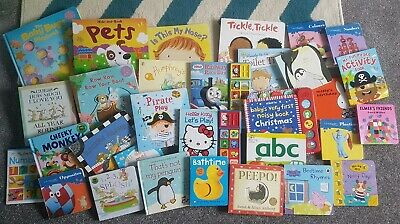 Baby book collection (31 Books)
