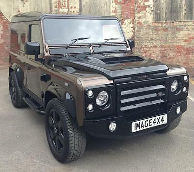 Land Rover Defender 90 TD5  Complete One Off