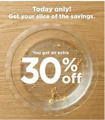 Kohls 30% off Purchase With ANY Form of Payment In Store or Online Exp: Nov 17th