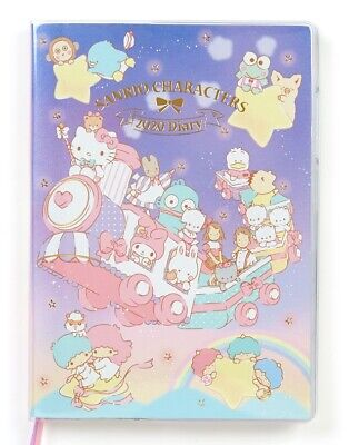 Sanrio 2020 Schedule Note Book Monthly Weekly B6 Agenda Appunti Japan My Melody