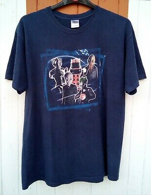 Official Doctor Who Experience Tshirt BBC Cardiff - Size Large