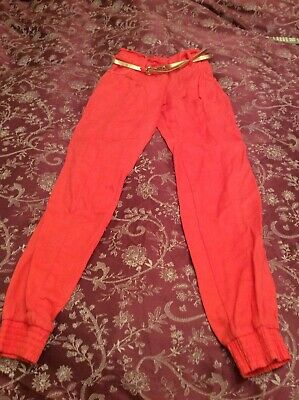 M&S Autograph Girls Trousers With Adjustable Wasitband