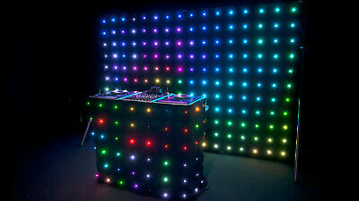 Chauvet DJ MotionSet LED Drape and Facade Set in Excellent Condition
