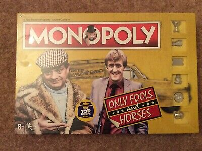 Monopoly only fools and horses new and sealed,...