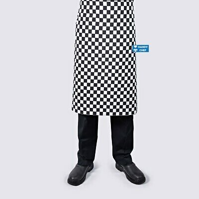 Chef Aprons Long 3/4 waist - see handychef for chef jackets,pant,caps,,.